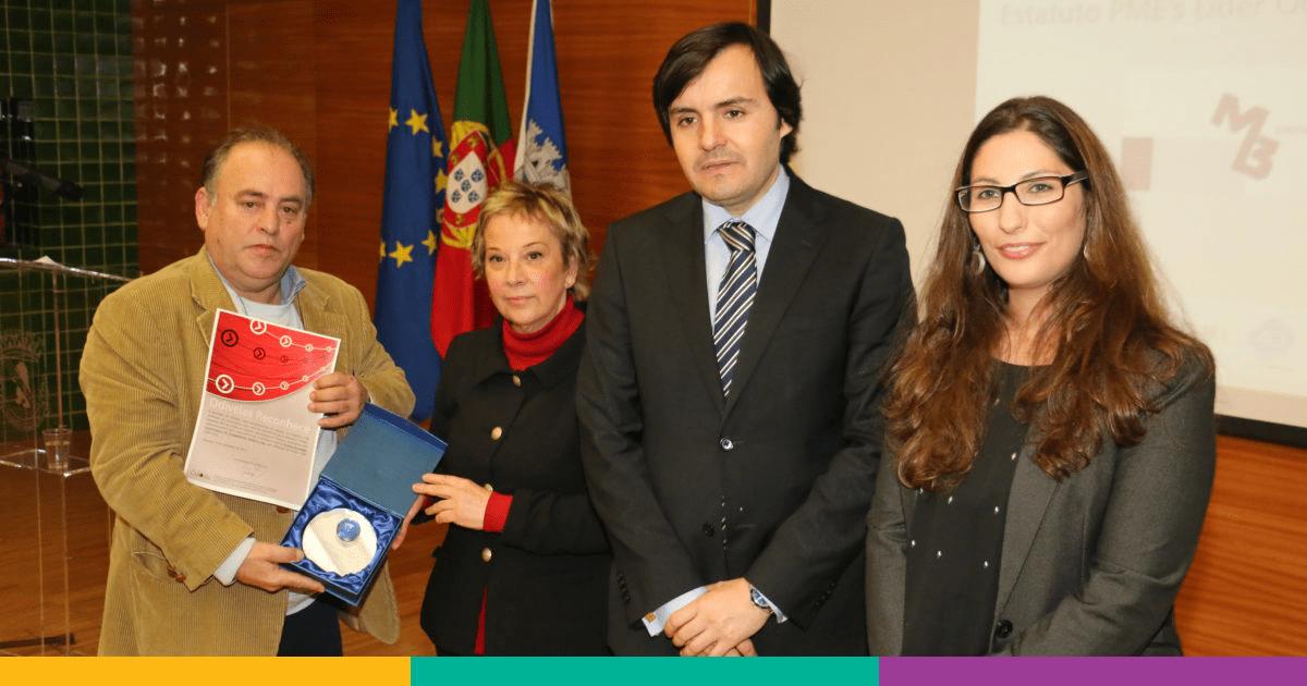 PME Líder, reconhecimento Camara Municipal Odivelas